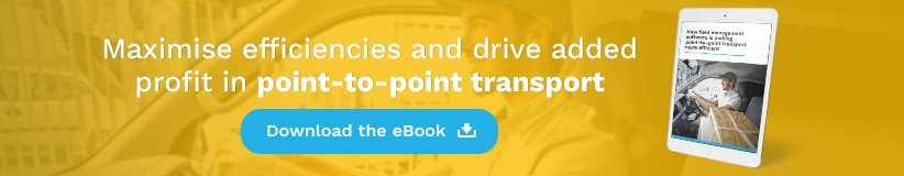 Maximise efficiencies and drive added profit in point-to-point transport